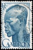 Cameroonian Stamp — Stock Photo