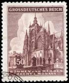 Saint Vitus Cathedral — Foto de Stock