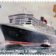 RMS Queen Mary 2 — Stockfoto #64040749