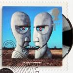 Постер, плакат: Pink Floyd Stamp