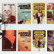 Bond Books — Stock Photo #64607073