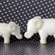 Two Toy Elephants — Stock Photo #67221229