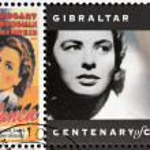 Ingrid Bergman — Stock Photo #77133769