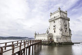 テージョ川のベレンの塔 — ストック写真