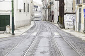 Old street of Lisbon — Foto de Stock