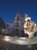 Cathedral of Burgos — Stock Photo