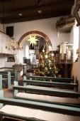 Church of Nebel on Amrum — Foto de Stock