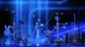 Scientific Laboratory — Stock Photo
