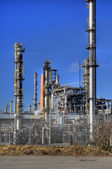 Oil Refinery in Germany — Stock Photo