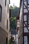 Braubach am Rhein — Stock Photo