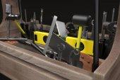 Tool box — Stock Photo