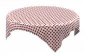 Table cloth — Stock Photo