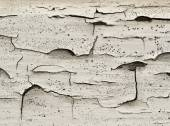Old white paint — Stockfoto
