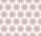 Tyg pilar blommor — Stockfoto