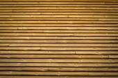 Vågräta lister trä — Stockfoto