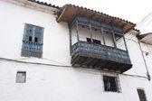 Peruvian Architecture — Stock fotografie