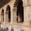 Sandstone Architecture of Divan-i-Khas — Stock Photo #73625647