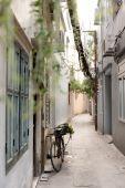 Hanoi Alleyway — Stock Photo