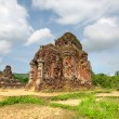 My Son Temple, near Hoi An, Vietnam — Stock Photo #70145697