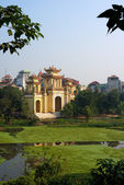 Chua Tu Lien Temple in Hanoi, Vietnam — Stock Photo