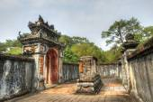 Tomb of Tu Duc, Hue, Vietnam — Stock Photo