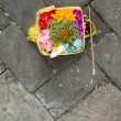 Offerings, Bali, Indonesia — Stock Photo #80705042