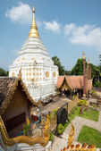 Temple in Chiang Mai, Thailand — Stock Photo