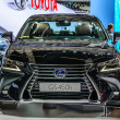 Постер, плакат: FRANKFURT SEPT 2015: Lexus GS450h presented at IAA Internation