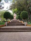 Cerro de las campanas — Foto Stock