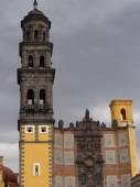 Iglesia colonial — Foto de Stock