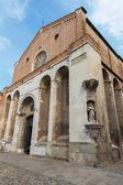 Padua - The church Chiesa degli Eremitani (Church of the Eremites). — Stock Photo