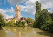 Padua - The Spegola old observatory tower. — Stock Photo