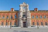 Seville - The Palace of San Telmo (Palacio San Telmo) — Stock Photo