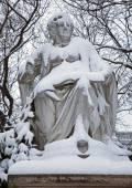 Vienna -  Franz Schubert statue in Stadtpark — Stock Photo