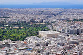 Outlook over Athens — Stock Photo