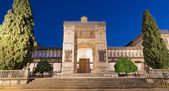 Seville - The Archaeological museum at dusk. — Stock Photo