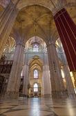 Sevilla - 29. Oktober 2014: Indoor der Kathedrale de Santa Maria De La Sede. — Stockfoto