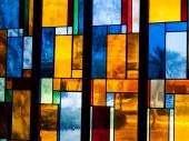 Stain Glass — Stock Photo
