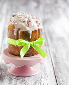 Traditional Easter cake. — Stock Photo