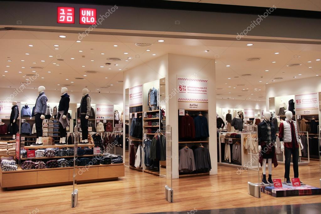Uniqlo store , Japanese casual wear designer – Stock Editorial ...