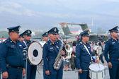 Royal Thai Air Force Band — Stock Photo