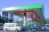 Bangchak Oil station — Stock Photo