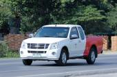 Pick up truck of Thailand Post — Stock Photo