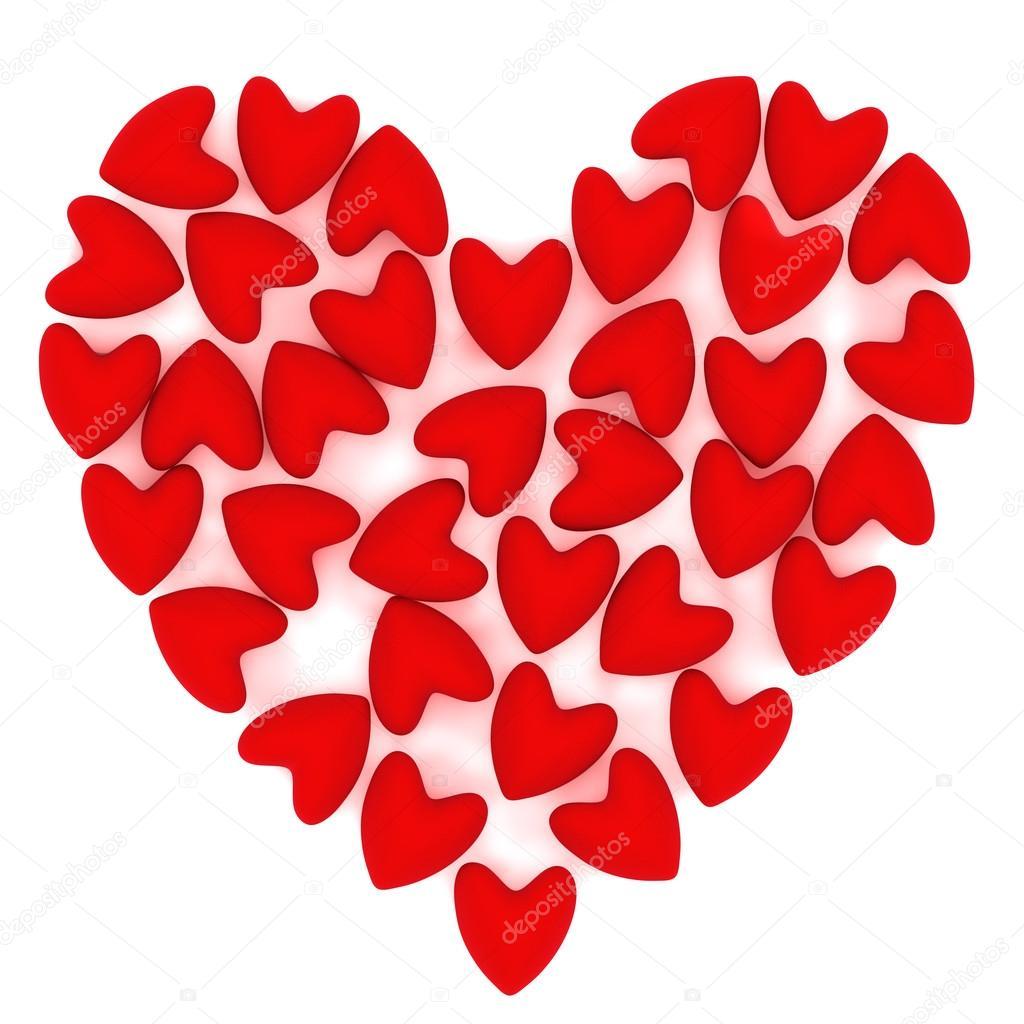 Muchos corazones gallery - Corazones de san valentin ...