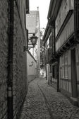 Medieval bystreet — 图库照片