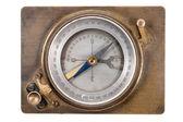 Vintage compass geologist  — Stockfoto