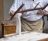 Carpinteiro — Fotografia Stock