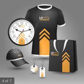 Promotionele elementen ontwerpen — Stockvector