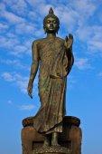 Principle buddha in Buddhamonthon.  — Stock Photo