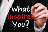 What Inspires You ? — 图库照片